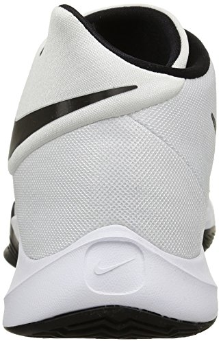 Nike Zoom Hyperquickness 2015 Men Basketball Sneakers New White Black ktoKSbTu