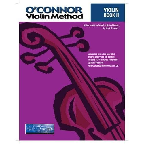 O'Connor Violin Method Book II and CD