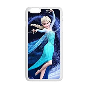 Frozen fresh magical girl Cell Phone Case for Iphone 6 Plus