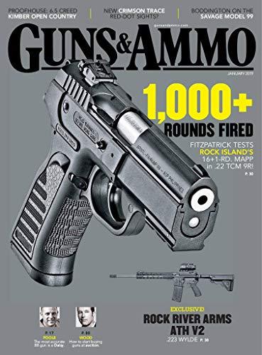 Magazines : Guns & Ammo