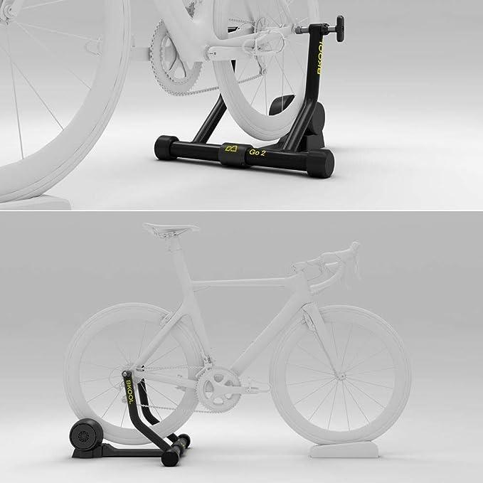 Bkool Smart Go 2 - Entrenador turbo de ciclismo para interiores ...
