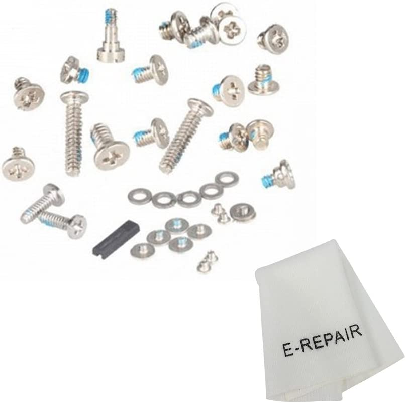 Full Screw Set Replacment for iPhone 4s (At&t/verizon/Sprint - All Carriers)