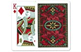 Bicycle Red Dragon Playing Cards: 12 Decks of Bicycle Poker Size Red Dragon Back Playing Cards