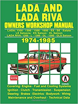 LADA AND LADA RIVA 1974-1985: AUTOBOOKS: 9781783181155: Amazon.com: Books