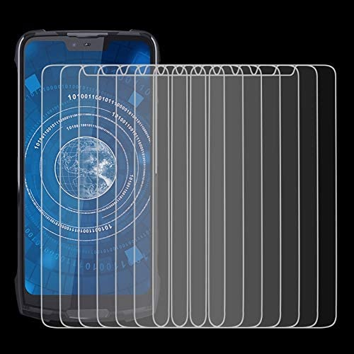 LGYD for 50 PCS for DOOGEE S90 2.5D Non-Full Screen Tempered Glass Film