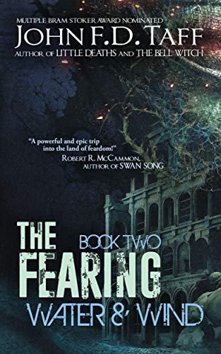 The Fearing: Book Two - Water and Wind (The Fearing Series 2) by [Taff, John F.D.]