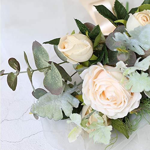 Fresh Flower Hand Bouquet For Wedding