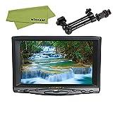"Lilliput 7"" 619A 1080P Camera Field Monitor+SunShade+F970 Adaptor+HDMI+Hoe Stand"