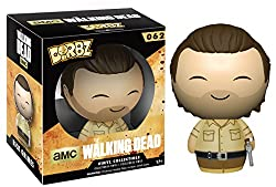Funko Dorbz: Walking Dead Rick Grimes Action Figure