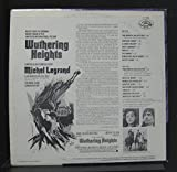 Michel Legrand - Wuthering Heights - American International Records - A-1039 - US - 0 - Very Good Plus (VG+)/Near Mint (NM or M-) - LP, Album