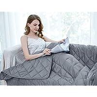 ZZZhen 1 Weighted Blanket-48 Premium Cotton Gravity...
