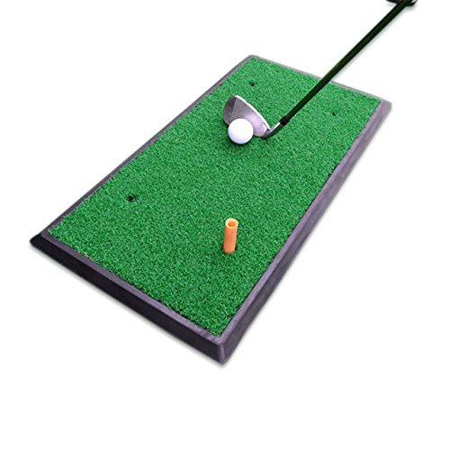 Golf Hitting/Practice Mat,Portable Golf Chipping and Driving Mat