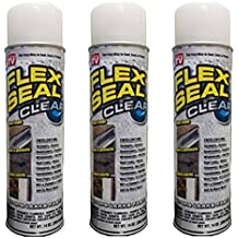 Flex Seal Clear PPRnt, 14 Ounce, 3Pack