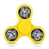 Lovely Hand Toy Philadelphia-Eagles Tri-Spinner Fidget Toy Hand Spinner