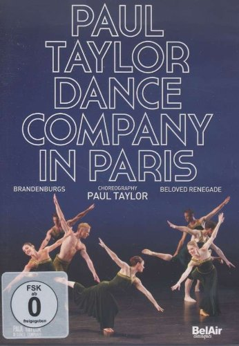 Genres Dance Music (Paul Taylor Dance Company in Paris)