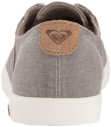 Roxy Frauen Rocco Slip Sneaker Taupe