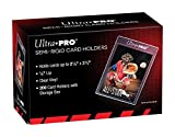 Ultra Pro Semi-Rigid 1/2'' Lip Sleeves 200ct