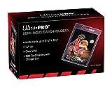 """Ultra Pro Semi-Rigid 1/2"""" Lip Sleeves 200ct"""