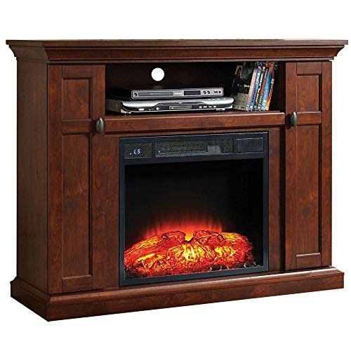 Cheap Electric Fireplace / TV Stand Black Friday & Cyber Monday 2019