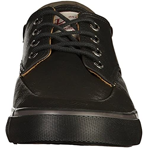 LLOYD 2687534 - - Zapatos de cordones de Piel para hombre, color negro, talla 8
