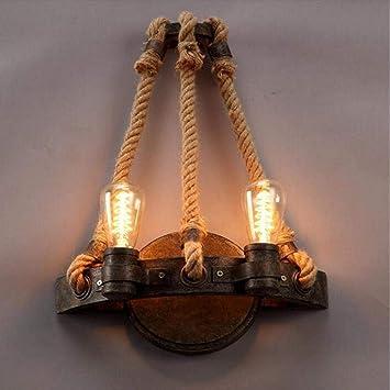 Bar Rétro Industrielle Wall Applique Lamp Chambre Chevet Lampe b6y7gf
