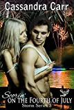 Scorin' on the Fourth of July: (Storm book 2.5)