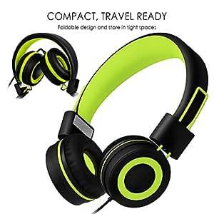 Amazon.com: Kids Headphones for School Children- SIMILKY