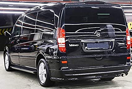 Reposapiés para Mercedes Vito y Viano W639 Extra Largo a Partir ...
