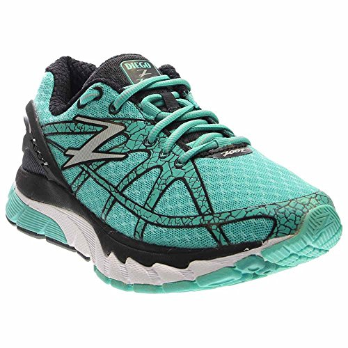 2016 New Women Sneakers Breathable Mesh Light Running Shoes (Green) - 6