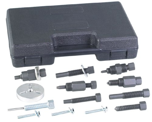 OTC 4535 A/C Clutch Hub Remover and Installer Set - 13 Piece
