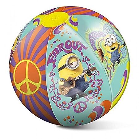 lively moments Flotador & Bola de agua Minions / Minion Fiesta Flower Power aprox. 50 cm: Amazon.es: Juguetes y juegos