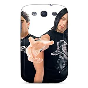 New Arrival Music Bullet For My Valentine UpX11140XkSV Case Cover/ S3 Galaxy Case