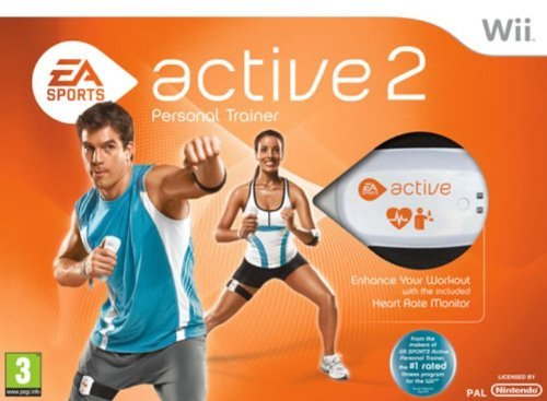 Electronic Arts Sports Active 2 (Wii) by Electronic Arts