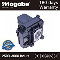 For ELP LP60 Replacement Projector Lamp with Housing by Mogobe