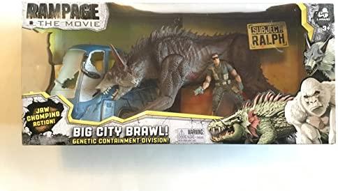 Lanard Rampage The Movie Big City Brawl George Exclusive Figure
