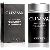 CUVVA Hair Fibers - Hair Building Fibers to Conceal Thinning Hair