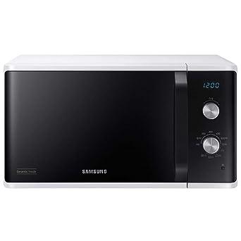 Microondas gris Samsung MG 23 K 3614 AW: Amazon.es: Grandes ...