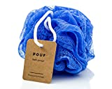 Eco-friendly Mesh Bath and Shower Sponge, (6-pack) - Loofah-loofa-loufa-luffa-pouf-poof