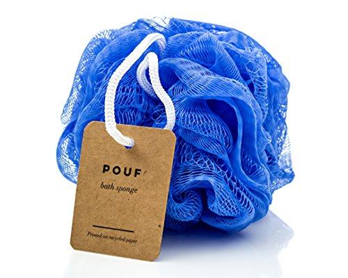 Buy shower pouf