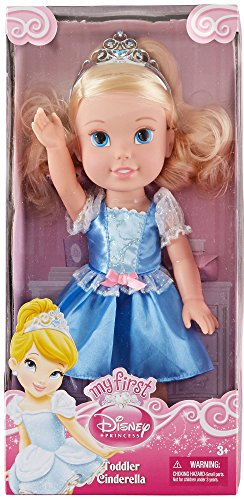 Doll Cinderella Toddler (13 Disney Princess Toddler Doll - Cinderella)