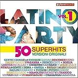 Latino Party: 50 Super Hits Versioni Originali Vol. 1 (3 CD)