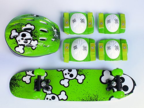 Kids Skateboard Protect Gear Combo