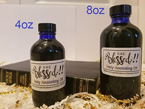 anointing olive oil - 7