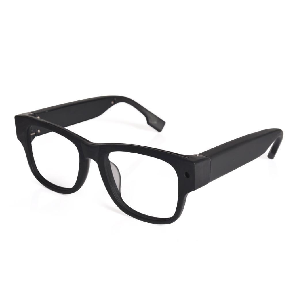 Video Glasses, Hometom Smart Live Streaming Glasses FHD 1080P Cap Hidden WIFI Camera Video Glasses Cam (Black) by Hometom (Image #5)