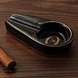 Galiner Cigar Ashtray, Travel Ashtray, Outdoor