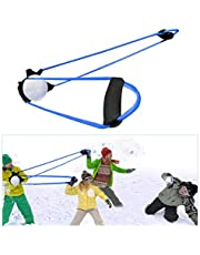 TOPRADE Water Balloon Slingshot Cannon Launcher Water Bomb Trebuchet Thrower Catapult Balloon Fight for Summer Beach or Snow Fight