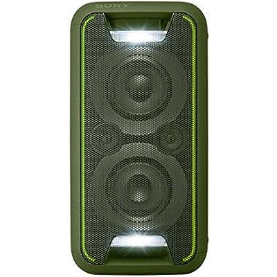 Sony GTKXB5G CEK High Power One Box Music System with Lighting Effects Green
