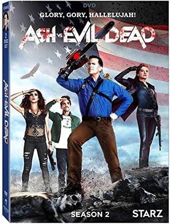 Ash Vs Evil Dead Season 2 Import Amazon Ca Bruce Campbell Lucy Lawless Dvd