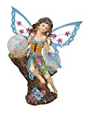 "Moonrays 91541 ""Hannah"" Garden Pixie Statue with Solar Powered Color-Changing LED Review"