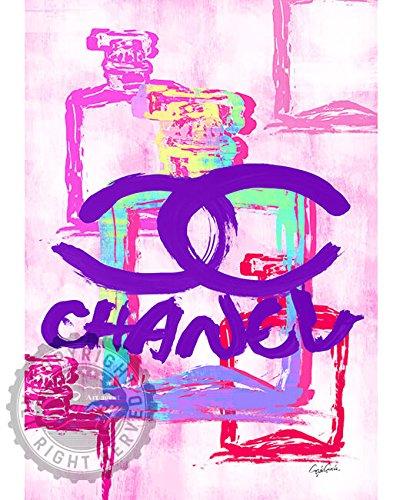#044 Craig Garcia glamorous glmrブランド モチーフ アート ポスター (A3, 02) [並行輸入品] B075L1QD1L A3|02 2 A3